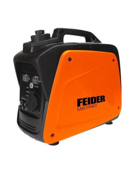 FEIDER Grupo electrógeno inverter 780 vatios - FG900IS