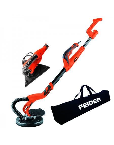FEIDER Pulidora De Yeso, Motor De Inducción 1010 Vatios - FPG-INDUCTION2P