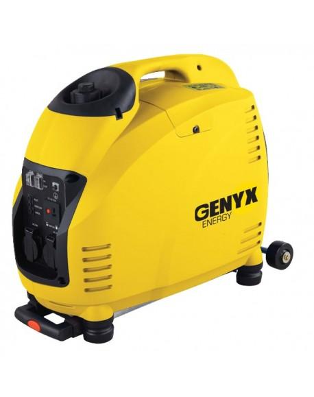 GENYX Generador Portatil Insonorizado Inverter 3000 vatios - G4000IRS
