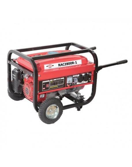 RACING Generador 2800 vatios con kit de ruedas - RAC2800R-1