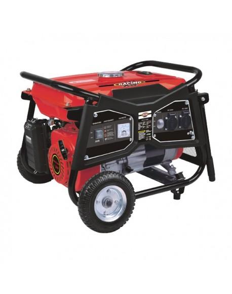 RACING Generador 3000 vatios + kit de ruedas - RAC3100R